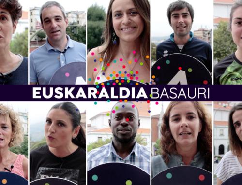 Euskaraldia Basauri | Zein rol beteko duzu Euskaraldian?