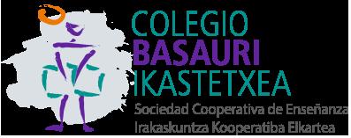 COLEGIO BASAURI IKASTETXEA Logo