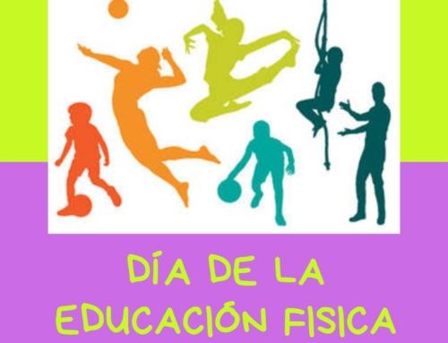 DIA DE LA EDUCACIÓN FÍSICA